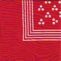 Red Spotty Handkerchief